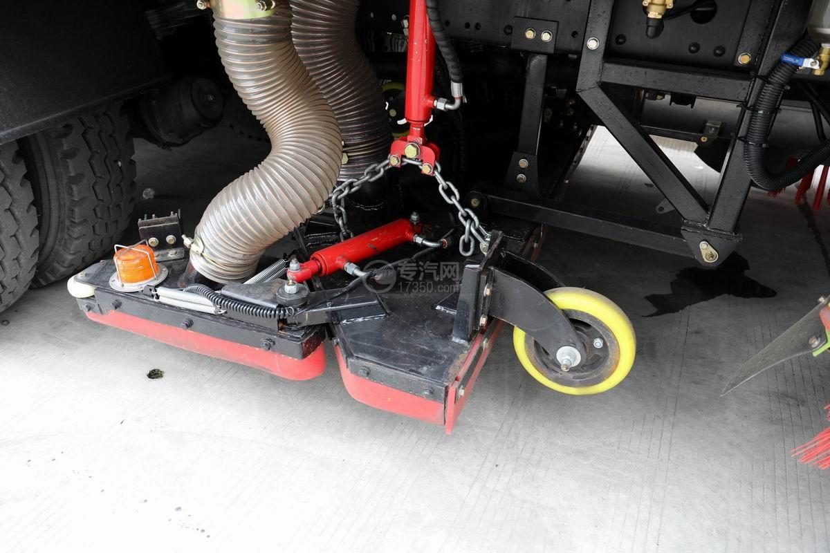 解放J6L國六掃路車吸塵盤