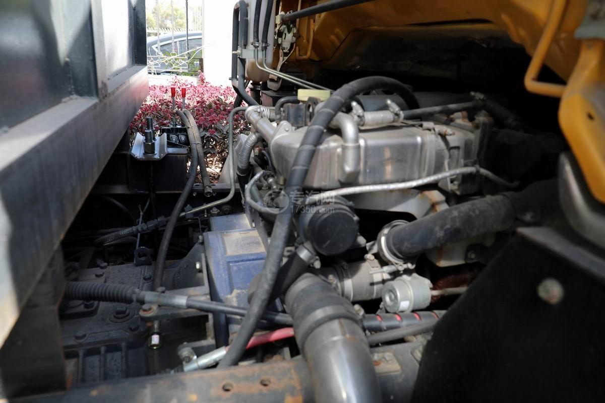 东风福瑞卡国六垃圾转运车发动机