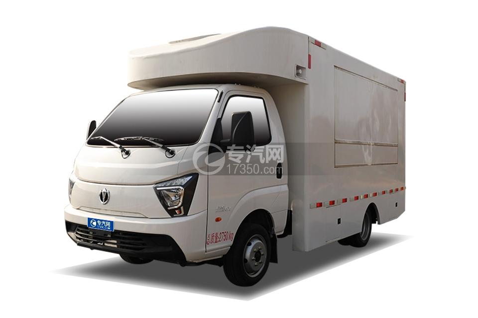 飛碟締途GX國六售貨車