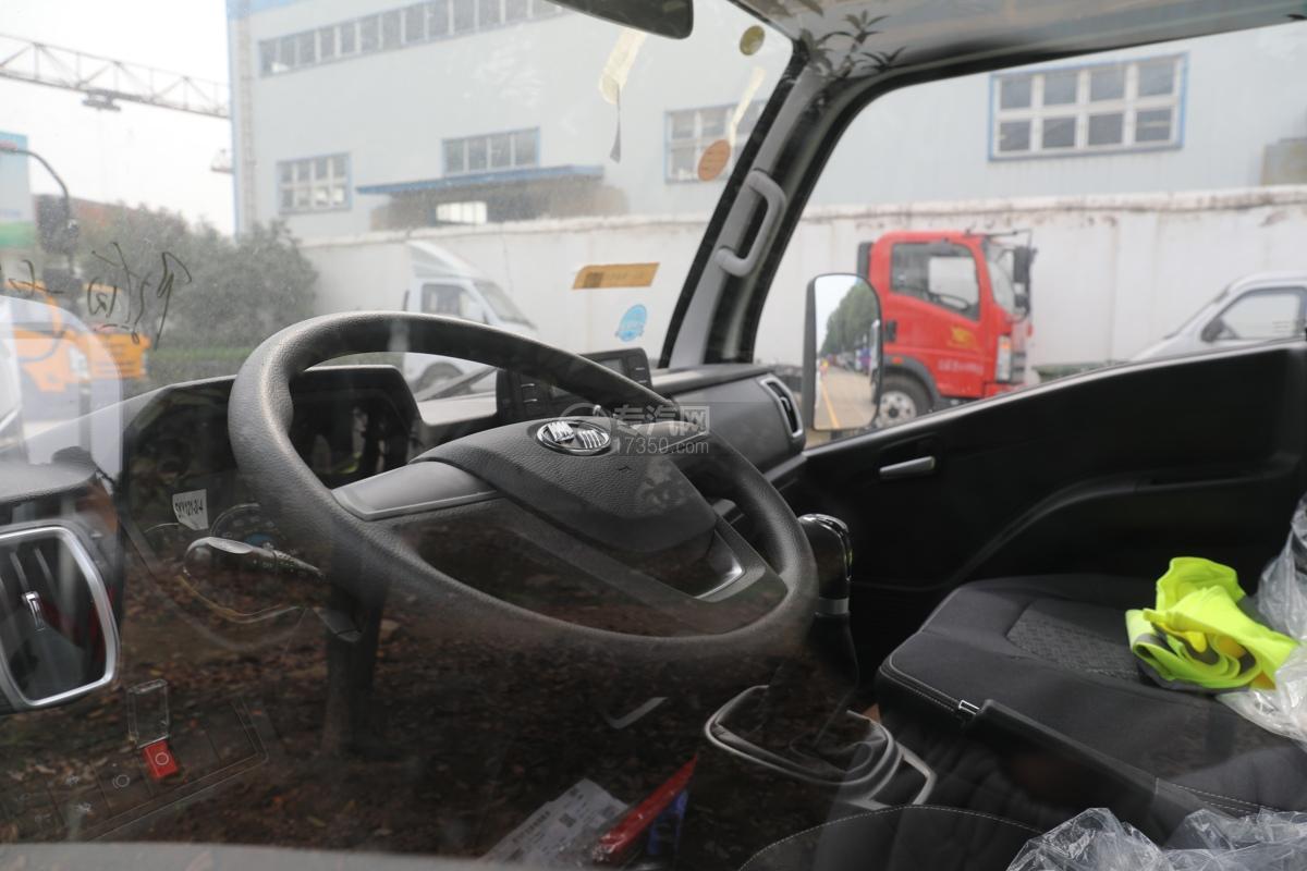 跃进福运S80国六3.36米气瓶运输车(仓栏式)驾驶室