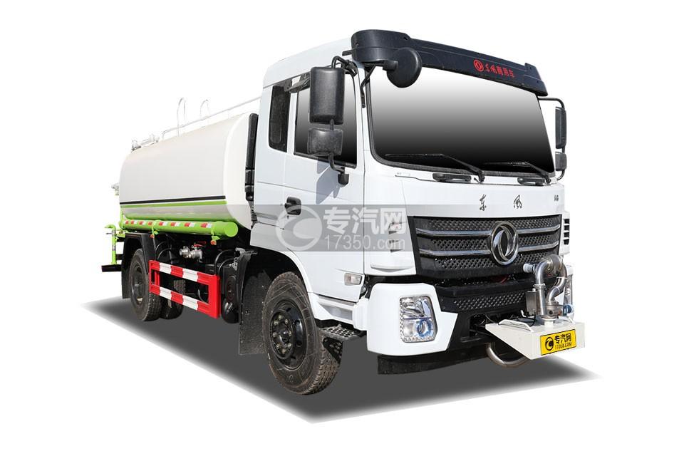 東風隨專K6國六30米多功能抑塵車帶電子灑水炮