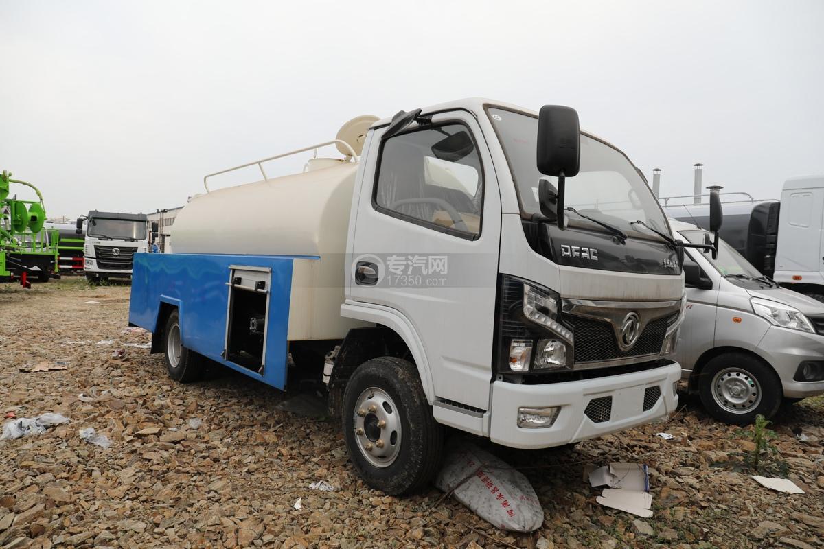 東風福瑞卡F6國六3.36方高壓清洗車