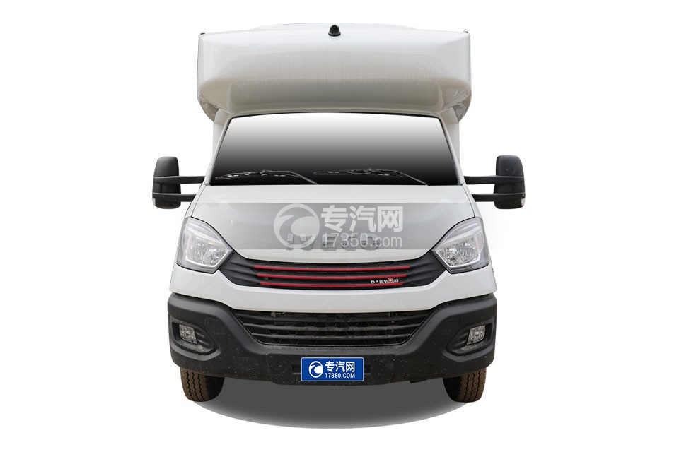 南京依维柯国六C型房车正前方位图