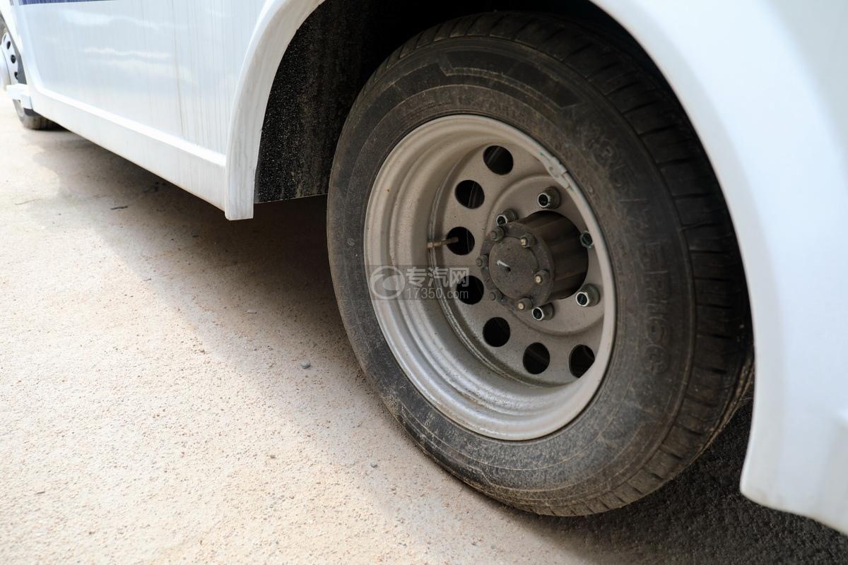 江铃特顺国六C型房车轮胎