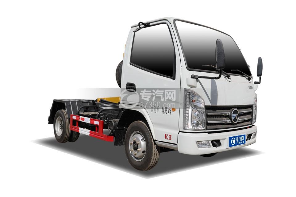 凯马K3国六车厢可卸式垃圾车