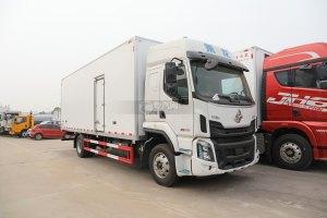 柳汽乘龙H5国六6.8米冷藏车图片