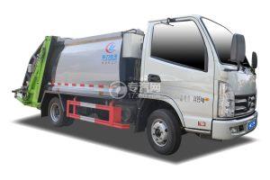 凱馬K3國六壓縮式垃圾車