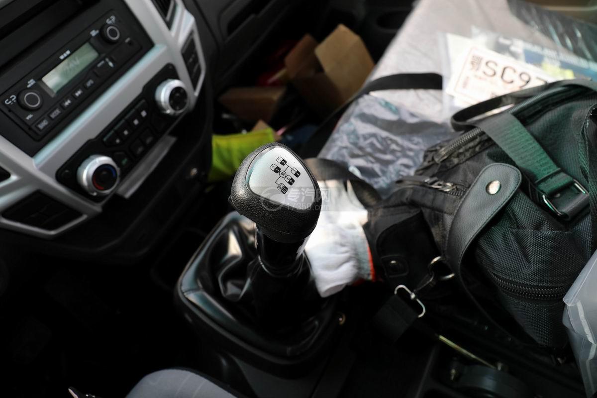 奧馳X2國六車廂可卸式垃圾車變速操作桿