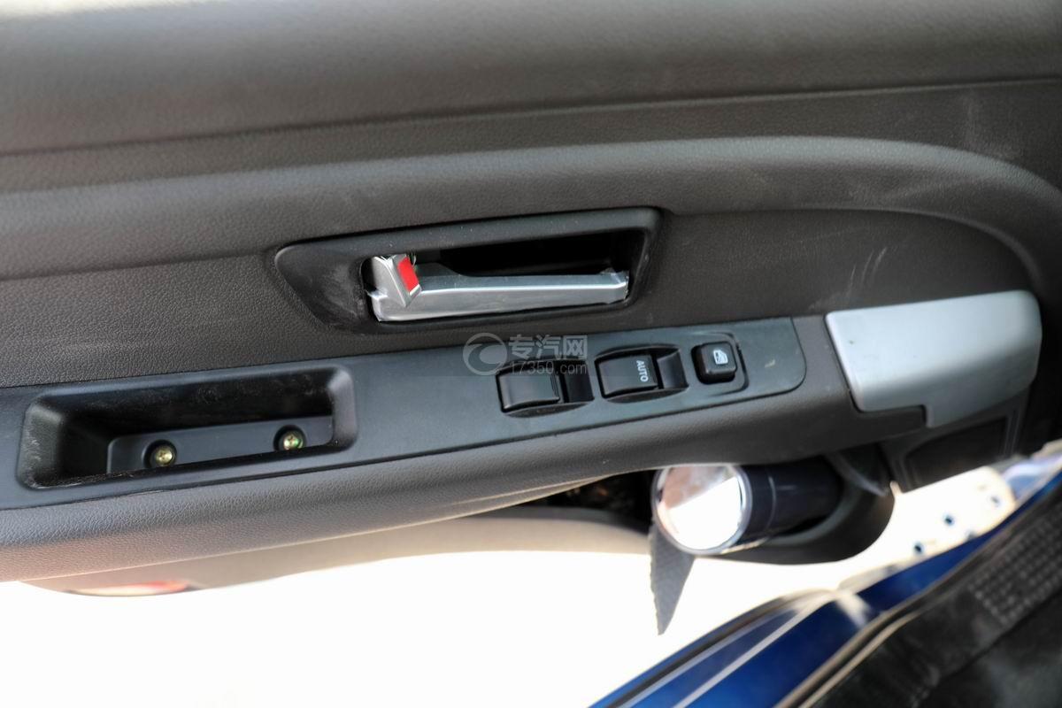 奧馳X2國六車廂可卸式垃圾車電動車窗