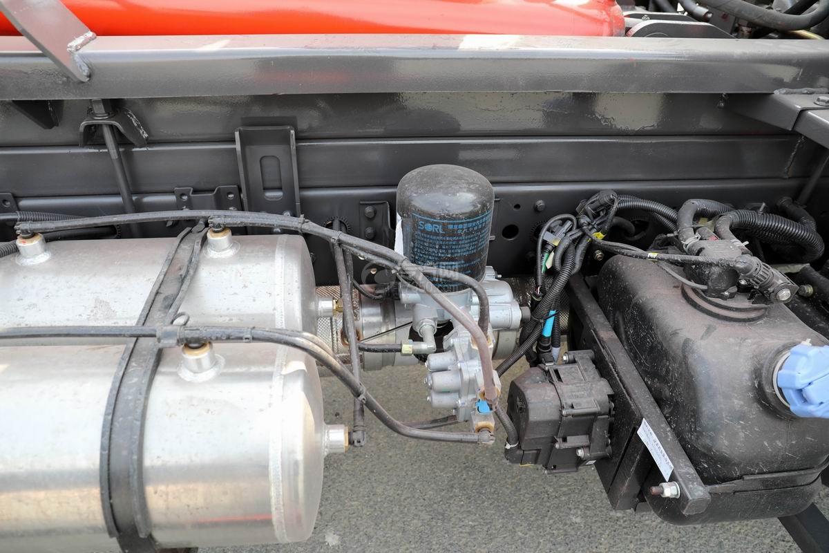 奧馳X2國六車廂可卸式垃圾車過濾器