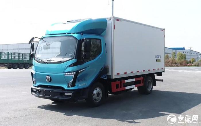飛碟W5國六藍牌冷藏車亮點