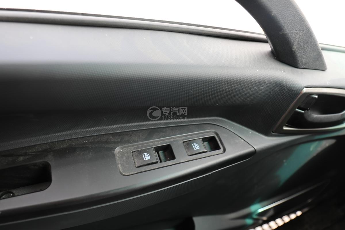 陕汽轩德X9国六5方绿化喷洒车中控锁