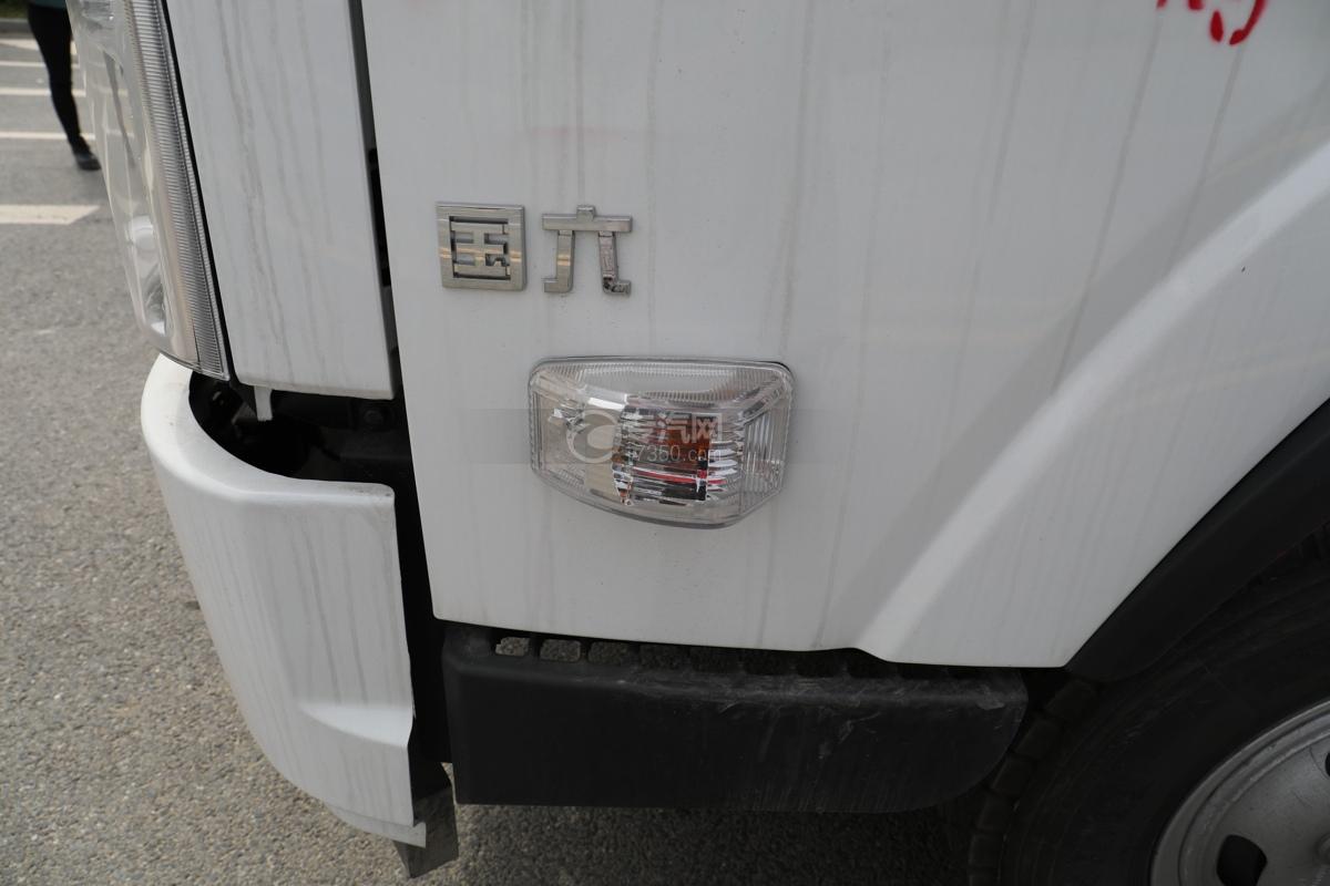 陕汽轩德X9国六5方绿化喷洒车转向灯