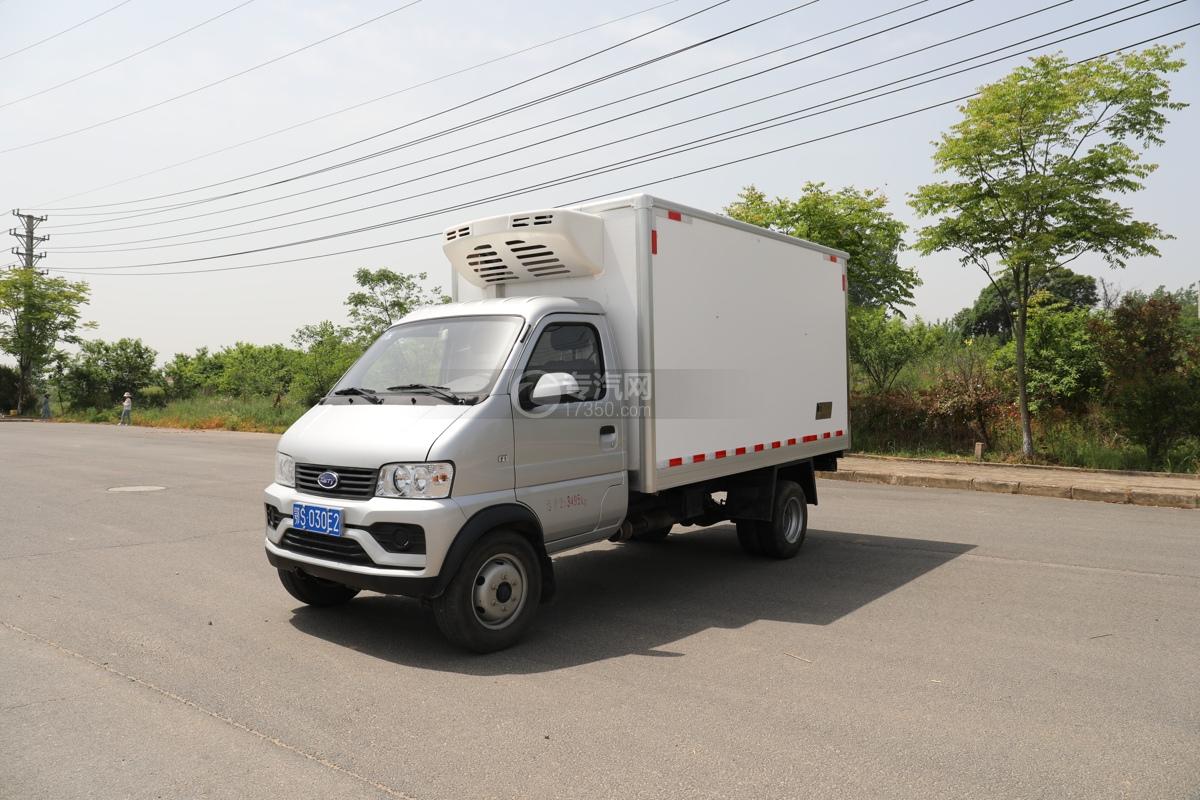 开瑞优劲T70L国六3.22米冷藏车图片