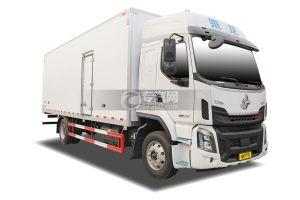 柳汽乘龙H5国六6.8米冷藏车