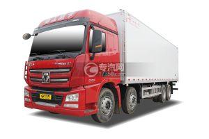 徐工汉风G7前四后八国六9.4米冷藏车