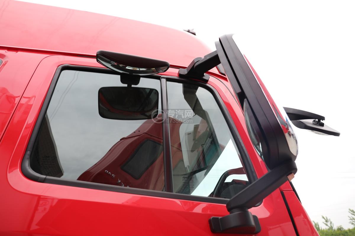 江淮格尔发A5X国五6.8米冷藏车地视镜