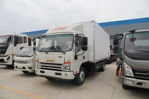 江淮帅铃Q7国六5.2米冷藏车图片