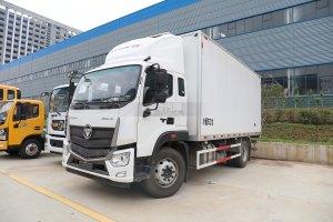 福田欧马可S5国六5.8米冷藏车图片