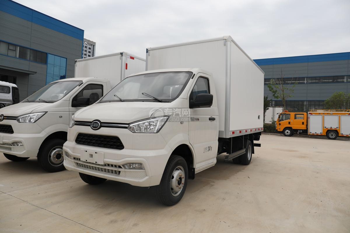凱馬銳捷V16國六3.5米冷藏車