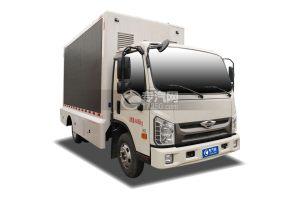 福田時代康瑞H2國六LED廣告宣傳車