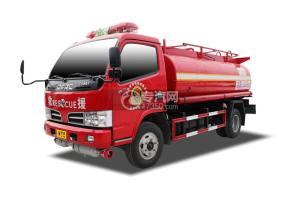 東風福瑞卡F6國五5.09方救援加油車