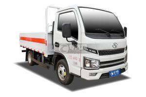 躍進福運S80國六3.36米氣瓶運輸車(欄板式)