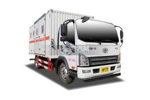 解放虎VN國六5.15米雜項危險物品廂式運輸車
