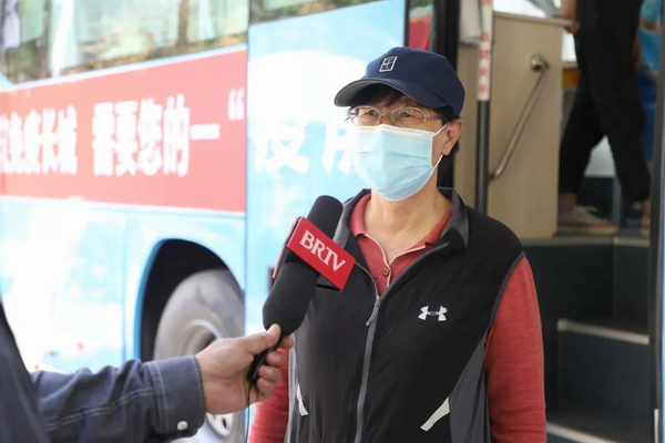 福田歐輝全新移動疫苗接種車正式運營