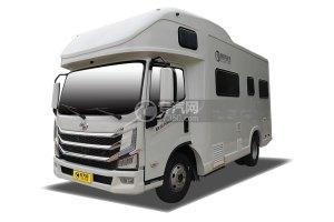 跃进快运H500国六C型房车