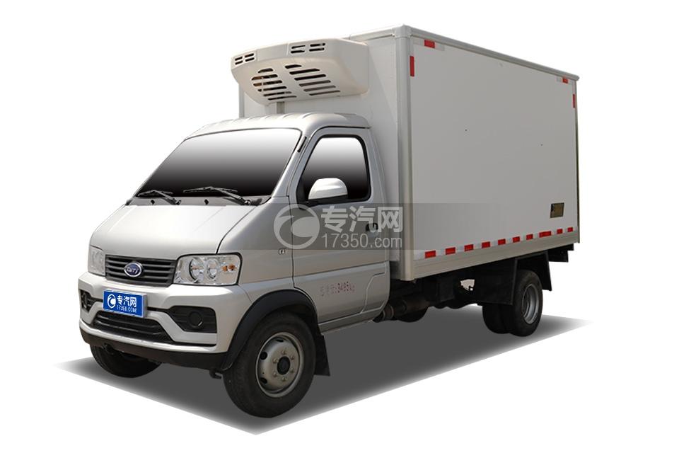 開瑞優勁T70L國六3.22米冷藏車