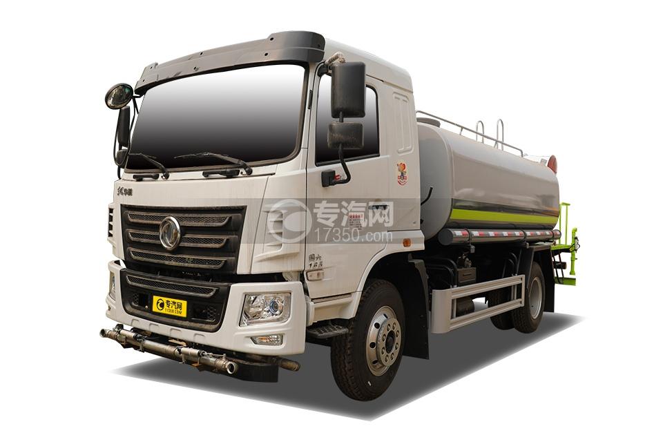 東風華神F5國六10方綠化噴灑車