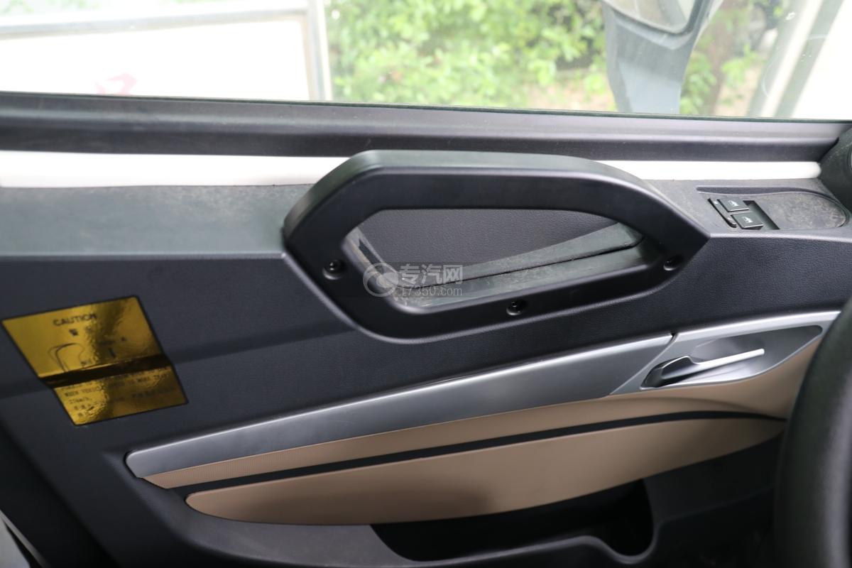 重汽豪瀚N5W國六11.35方灑水車電動玻璃