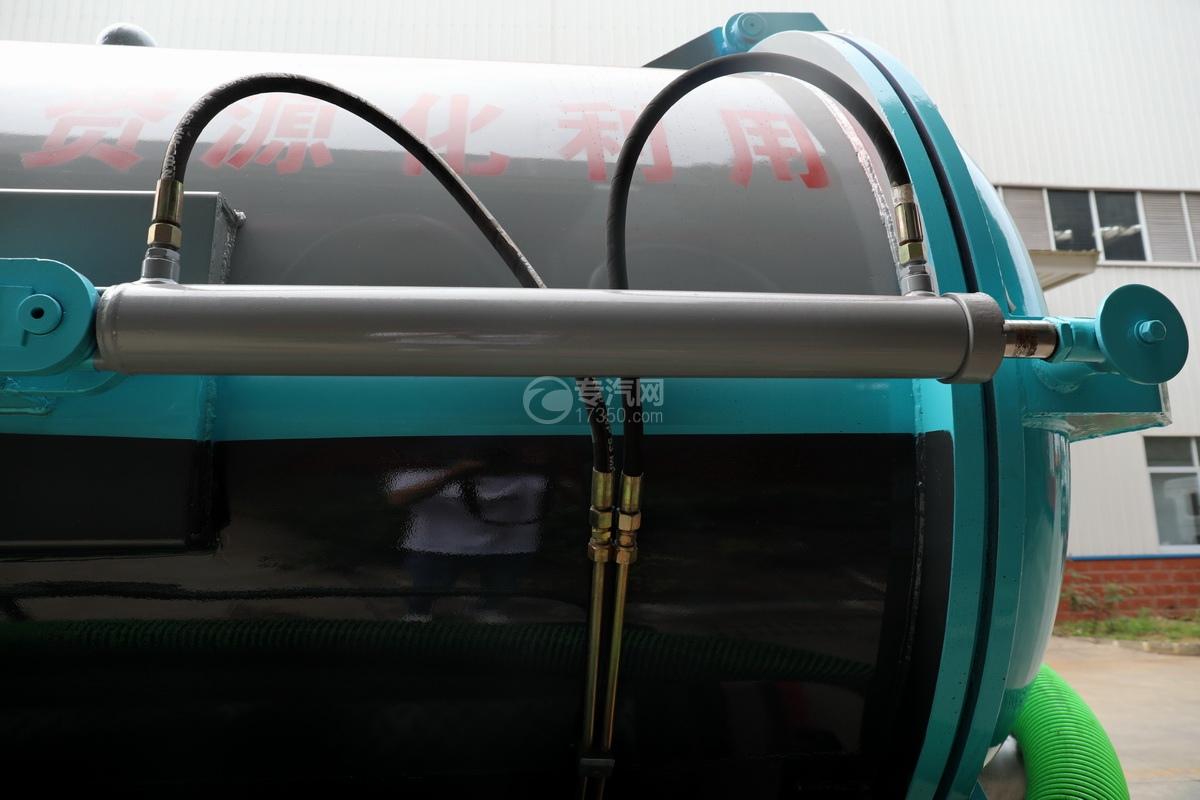 東風多利卡D6國六4.1方吸污車油缸