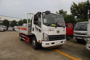 解放虎VN国六4.15米气瓶运输车(栏板式)图片