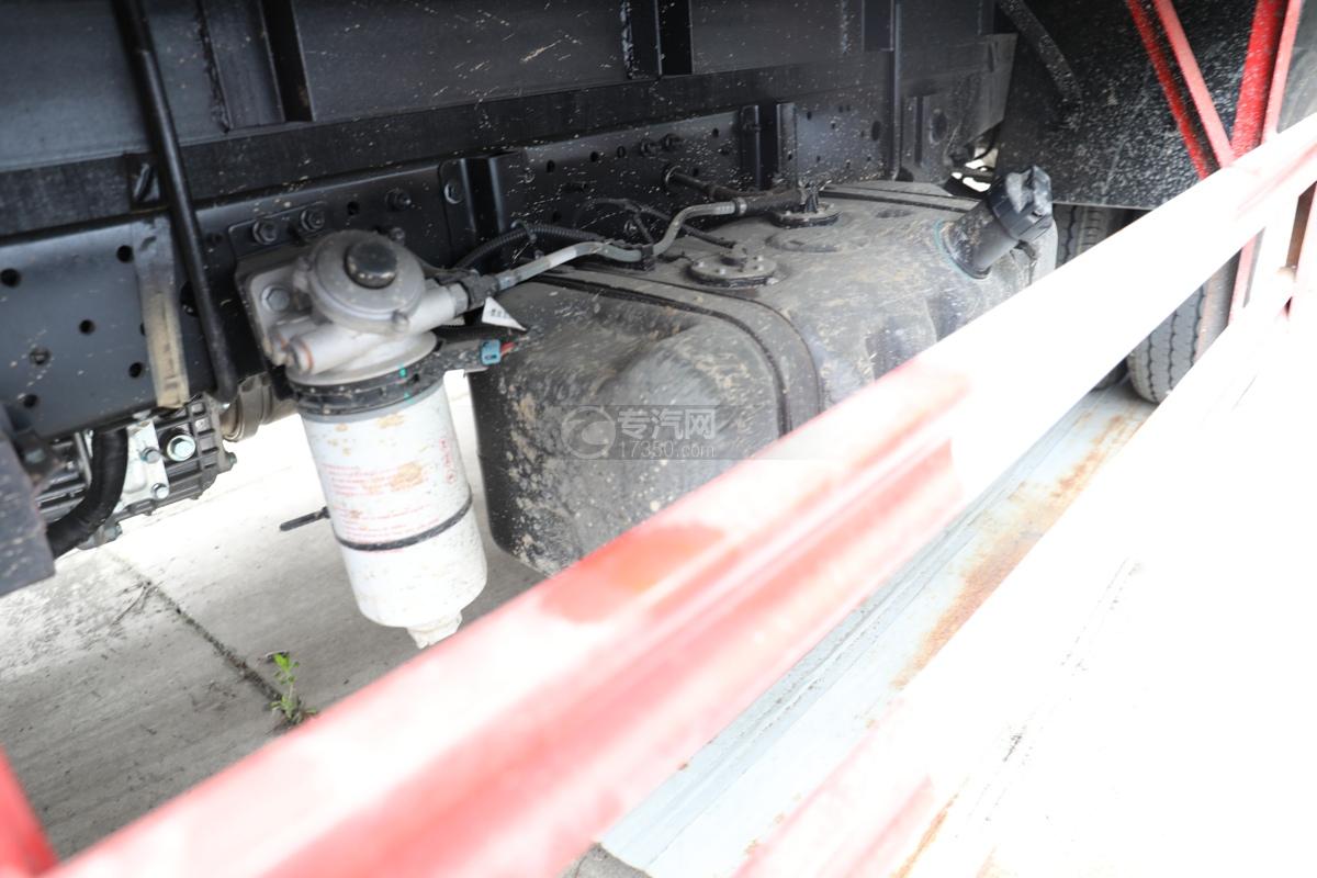 跃进福运S80国六3.35米防爆车滤芯