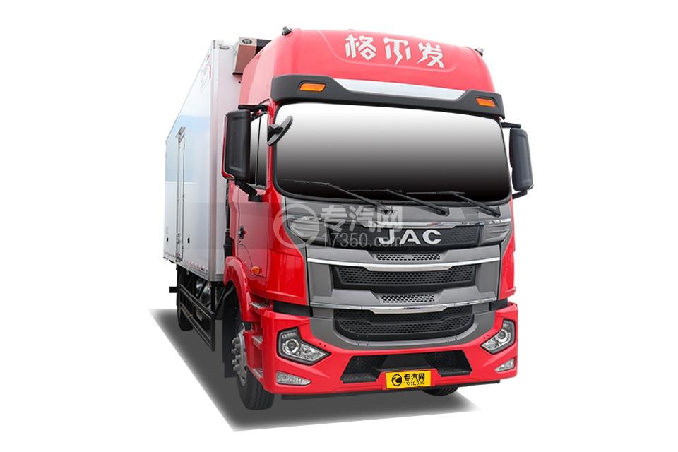 江淮格爾發A5X國五6.8米冷藏車