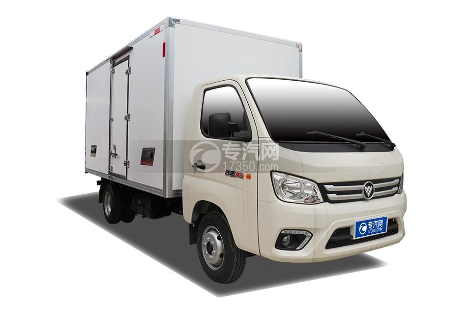 福田祥菱M2國六3.7米冷藏車
