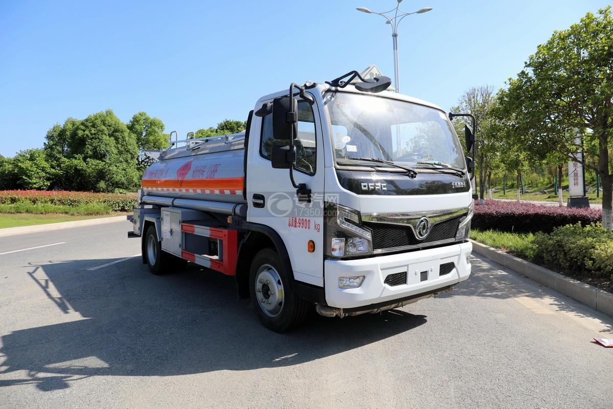 东风福瑞卡F7国六6.08方加油车图片