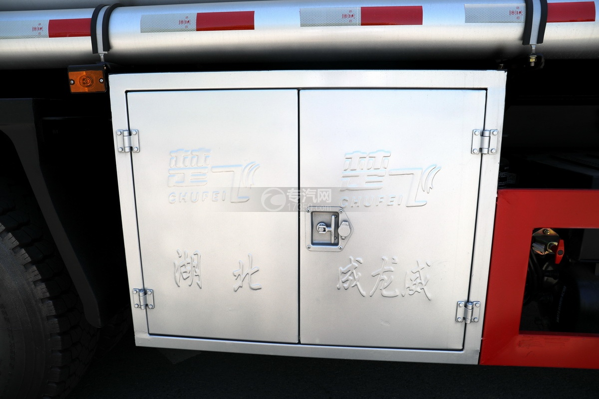 东风锦程V6P后双桥国六21方运油车工具箱