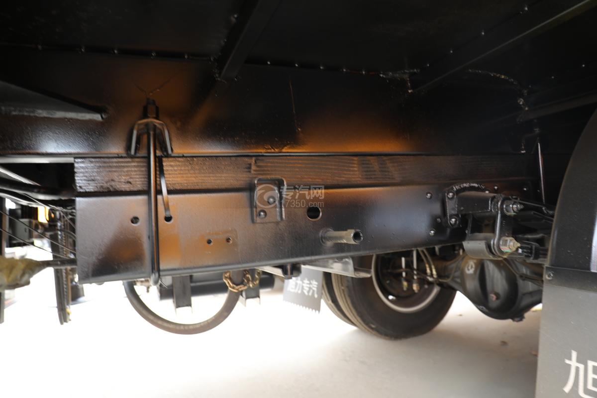 福田时代小卡之星3双排国六13.5米折叠臂式高空作业车变速箱