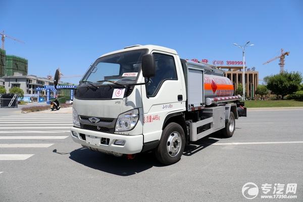 福田时代小卡之星3国六2.1方加油车