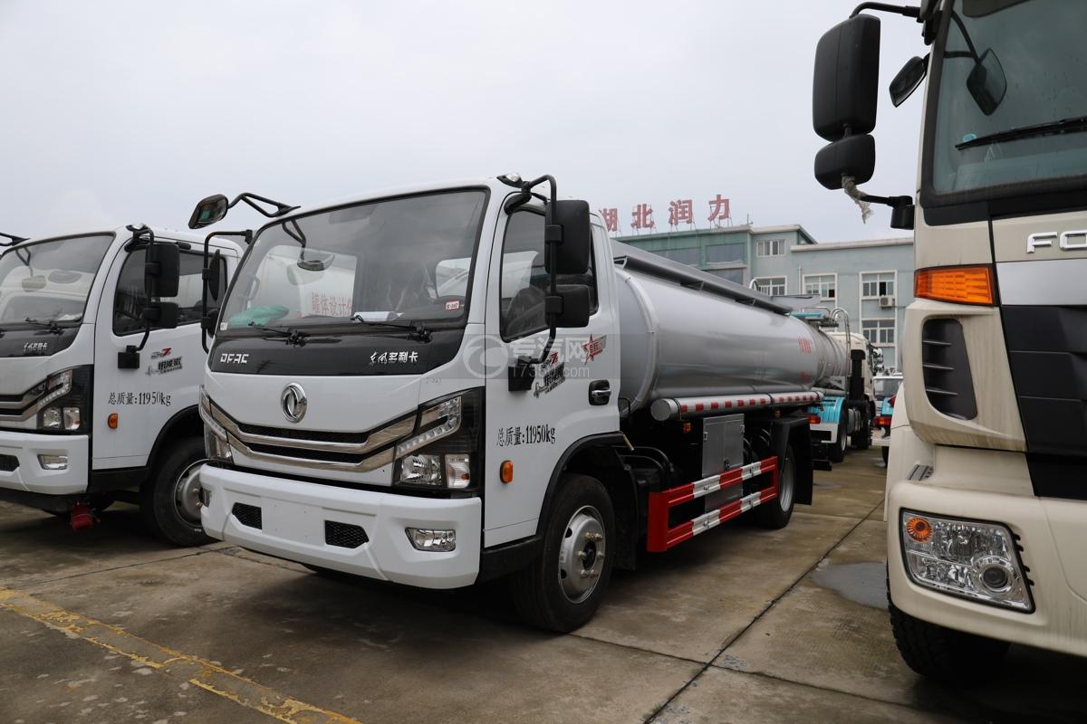 东风多利卡D7国六8方供液车