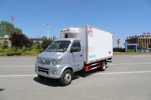 長安神騏T20國六3.2米冷藏車圖片
