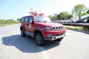 北京越野消防巡逻车图片