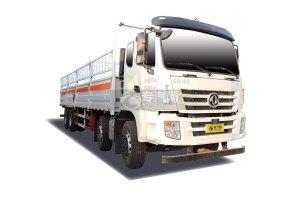 东风锦程V6P前四后八国六9.6米气瓶运输车(仓栏式)