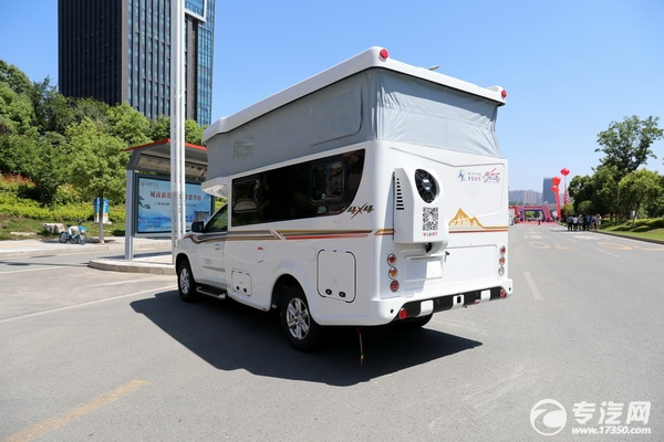 上汽大通MAXUS T60越野房车