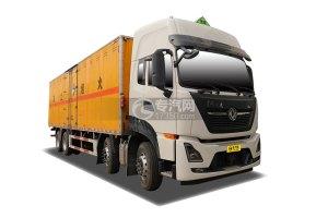 东风天龙KL前四后八国六9.4米杂项危险物品厢式运输车