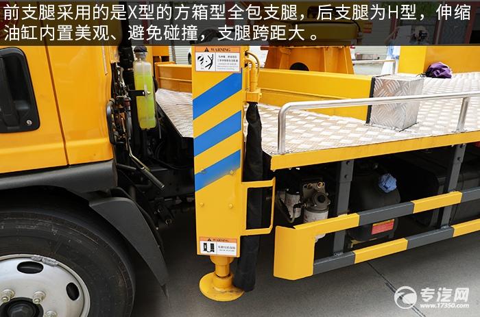 大运奥普力国六23米伸缩臂式高空作业车评测