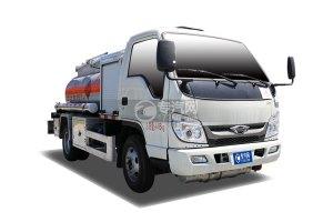 福田時代小卡之星3國六2.1方加油車